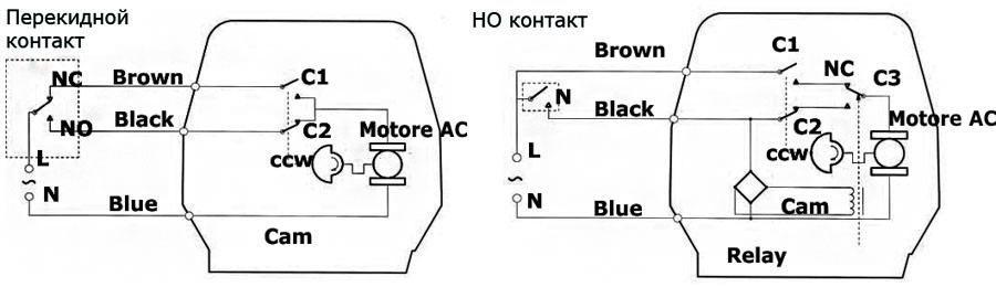 Как показано на схеме